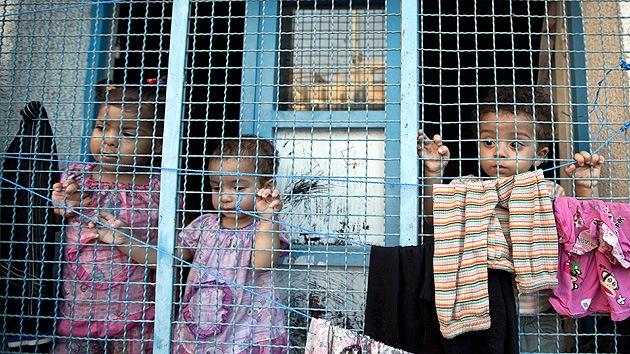 ONU: La ofensiva israelí deja 296 niños palestinos muertos en Gaza