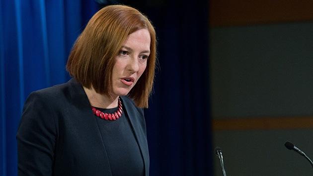 """""""No he visto estos informes"""": EE.UU. finge no saber nada sobre los periodistas rusos detenidos"""