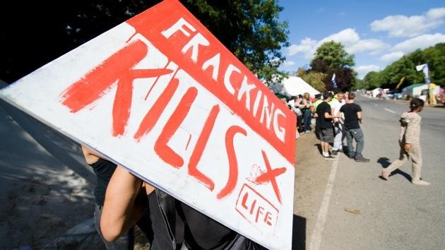 Responsabilizan al 'fracking' de los 16 sismos en tres semanas en Texas