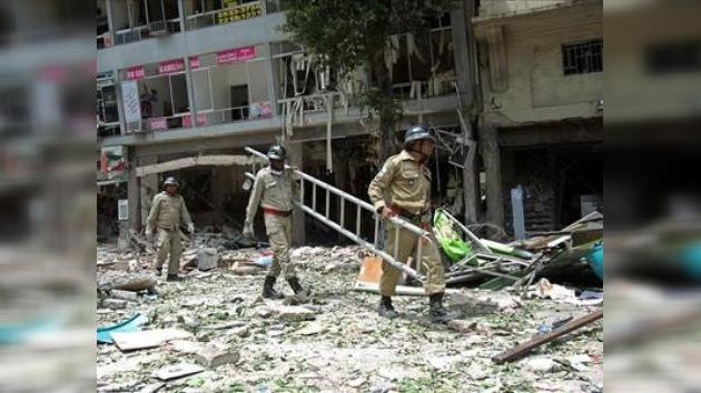 Explosión de un edificio en Río de Janeiro deja varios muertos