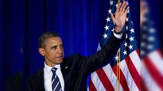 Obama saldrá a seducir a dos estados clave para su reelección