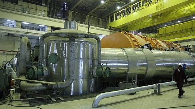 El edificio del reactor nuclear iraní resultó afectado tras los terremotos
