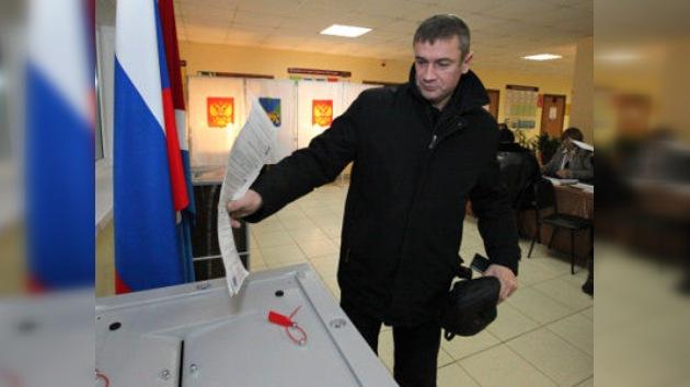 Hoy se decide la nueva composición de la Duma Estatal de Rusia