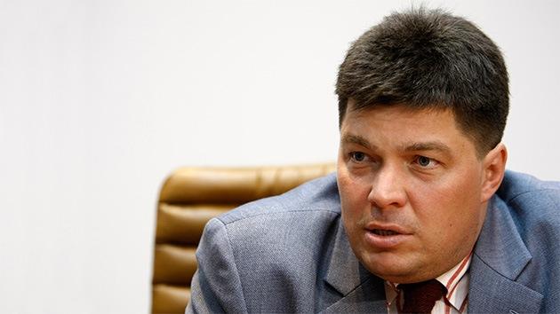 """Diputado ruso: """"Yanukóvich no está en Rusia"""""""