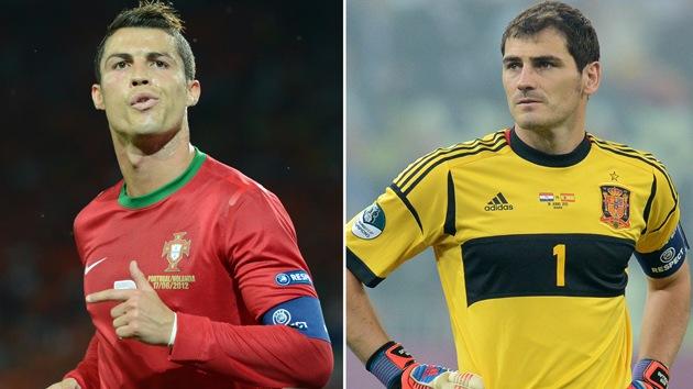 Eurocopa 2012: España vs. Portugal, unas semifinales con sabor ibérico