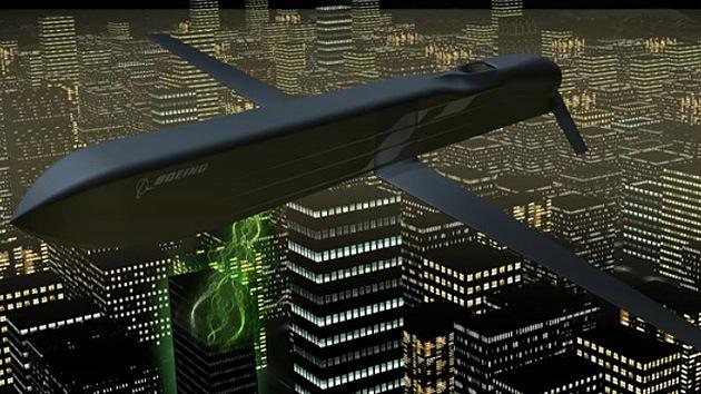 Guerra contra las máquinas: Nuevo misil de microondas que no deja víctimas humanas