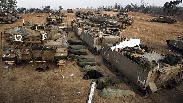 Israel aplaza la operación terrestre en territorio de Gaza, según medios