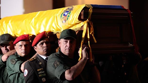 Fotos: Venezuela rinde homenaje a Hugo Chávez