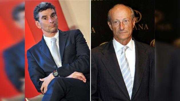 Fallecidos dos grandes empresarios europeos
