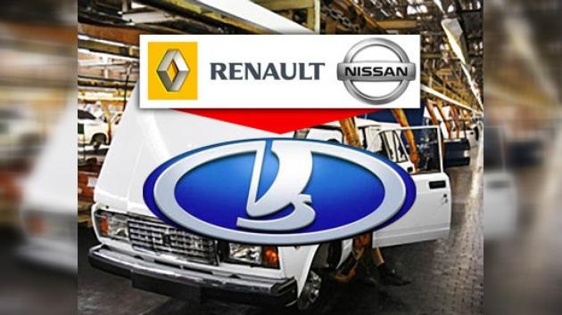 AvtoVAZ y Renault acuerdan la reestructuración del fabricante ruso