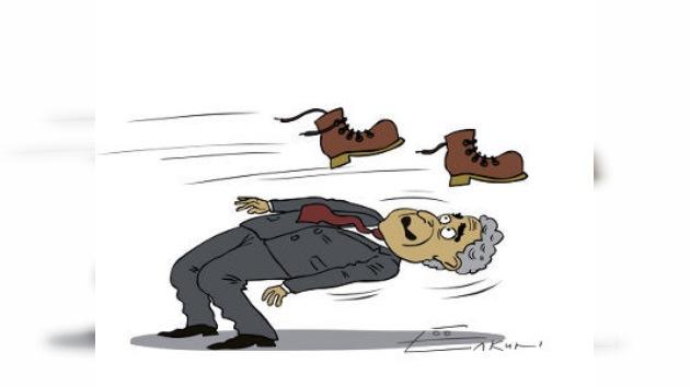El periodista iraquí que lanzó sus zapatos a Bush no se arrepiente de nada