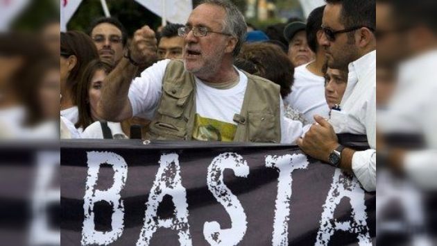 Una nueva marcha contra la violencia en México recorrerá medio país