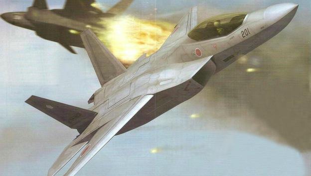 Japón está desarrollando un rival del caza estadounidense F-35