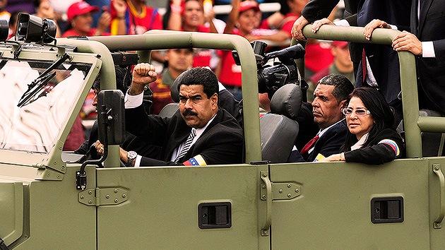 Maduro alerta a Obama: La CIA y el Pentágono conspiran para matar a Capriles