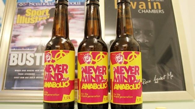 Londres 2012: una compañía produce cerveza con esteroides