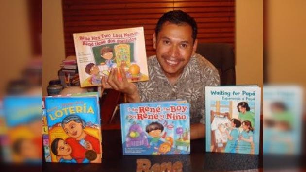 Libro ayuda a niños a superar el miedo a las deportaciones