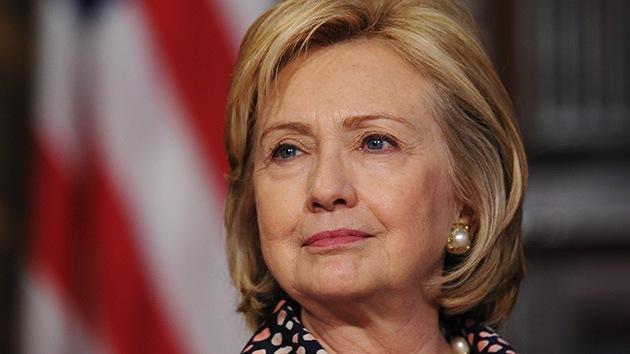 """Hillary Clinton: Si EE.UU. no logra actuar de forma conjunta, el mundo se va a """"desamericanizar"""""""