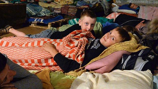 Rusia: Que nos den oportunidad de salvar a los niños ucranianos