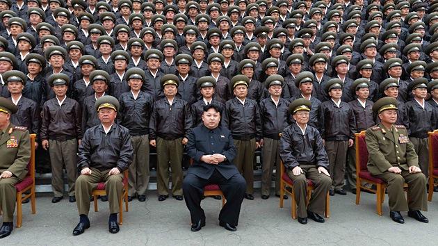 Filtran los planes de China ante el colapso del Gobierno de Corea de Norte