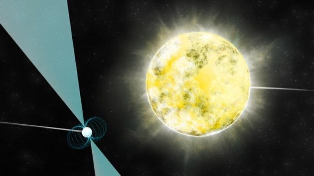 Detectan en el espacio un 'diamante' del tamaño de la Tierra