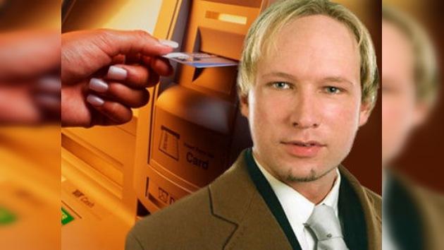 Al 'asesino de Oslo' le perdonan una deuda de 30.000 euros