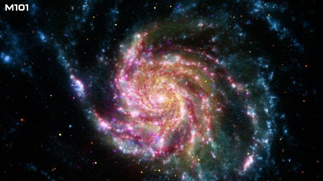 Hallan un 'embrión' de galaxia