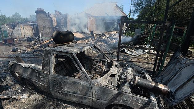 """Un líder sindical británico llama """"fascista"""" al Gobierno de Kiev por sus ataques en el este"""