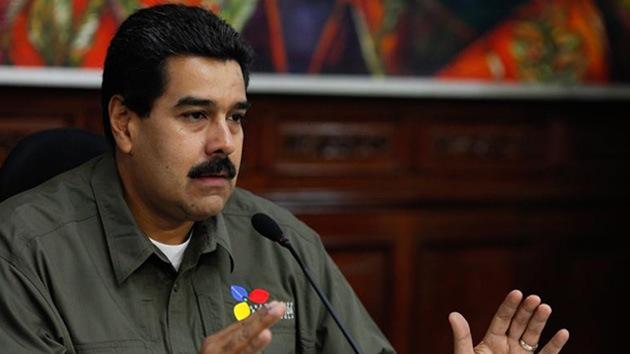 Nicolás Maduro denuncia que la oposición está contratando sicarios
