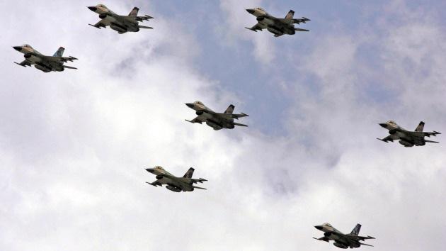 F-16 venezolanos derribaron una aeronave del narcotráfico en el suroeste del país