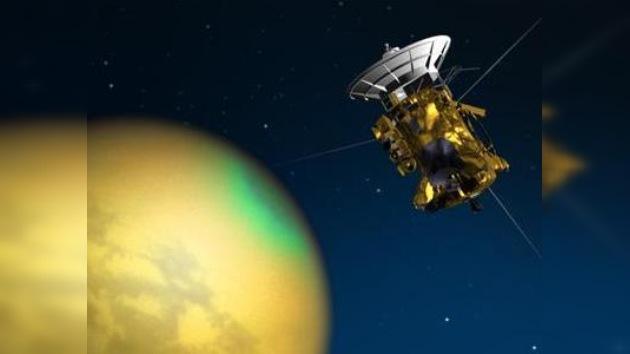 Otra forma de vida registrada en Titán