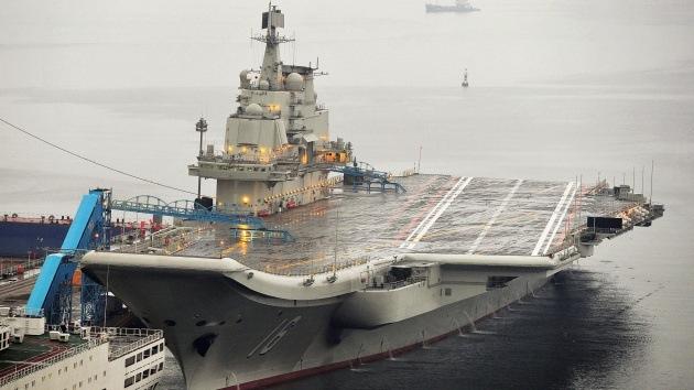 """Profesor militar chino: """"La Tercera Guerra Mundial estallará por disputas marítimas"""""""