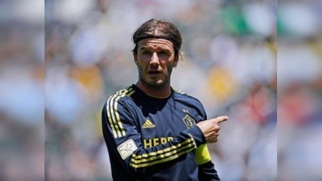 El Paris Saint-Germain le abre la puerta a David Beckham