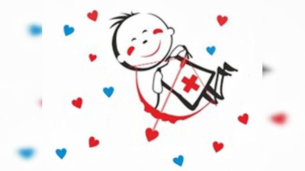 Los donantes de sangre enamorados salvan vidas en San Petersburgo