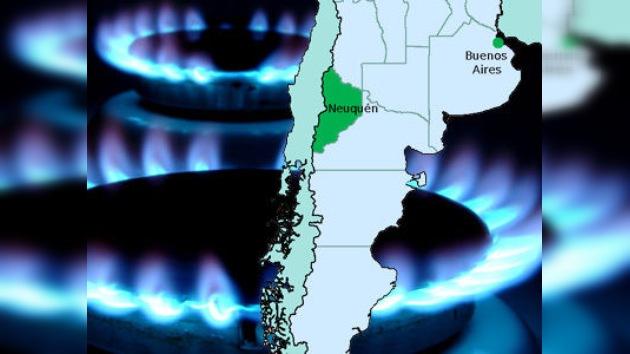Descubrieron un enorme yacimiento de gas en Argentina