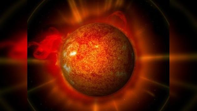 En el Sol se produjo la erupción más potente del año