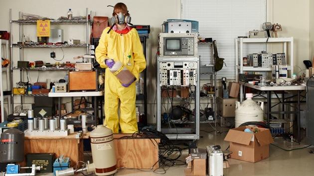 Un joven diseña un reactor que se alimenta con residuos de armas atómicas