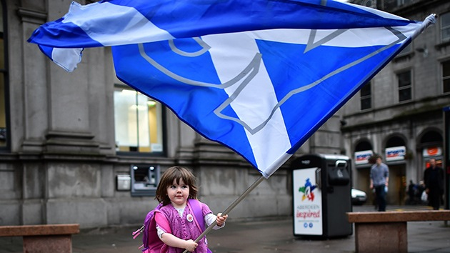 Referéndum independentista en Escocia