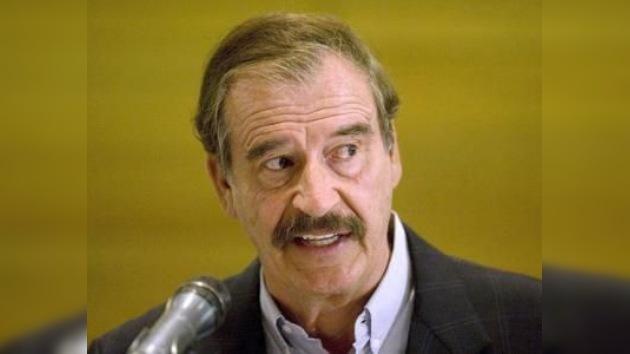 El ex presidente mexicano pide acabar con la 'guerra inútil' contra las drogas