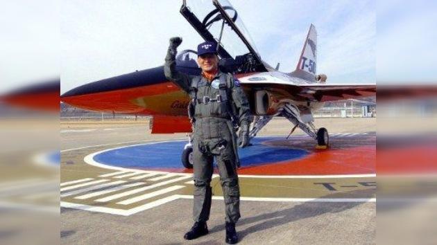 Corea del Sur 'da alas' a su flota de aviones de combate con 20 cazas FA-50