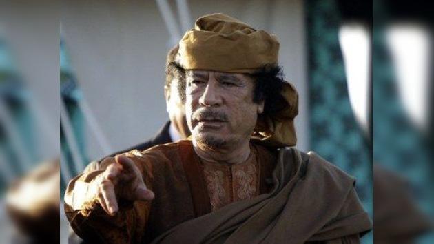Matar a Gaddafi no es el objetivo para Alemania, pero es posible para EE. UU.
