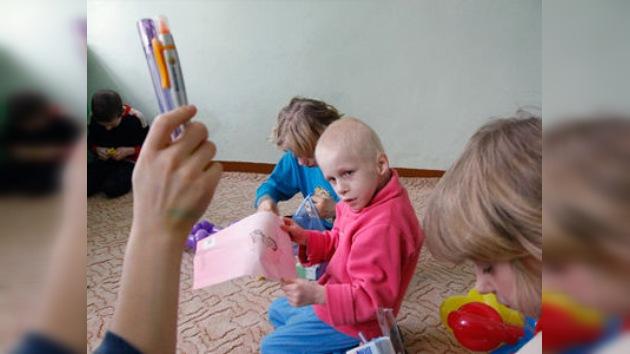 Niños de un internado de San Petersburgo, dignos de mayor libertad