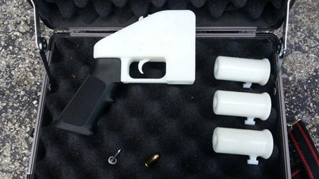 La justicia de EE.UU. ordena retirar de la Red diseños de la pistola imprimible en 3D