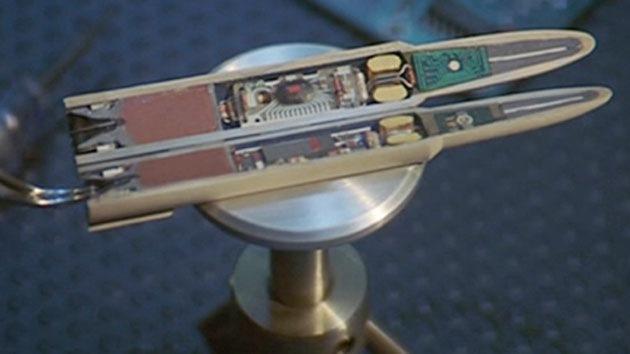 Balas con dispositivo GPS, la nueva arma de la Policía estadounidense