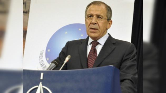 Lavrov: Rusia no renunciará a la independencia de Abjasia y Osetia del Sur