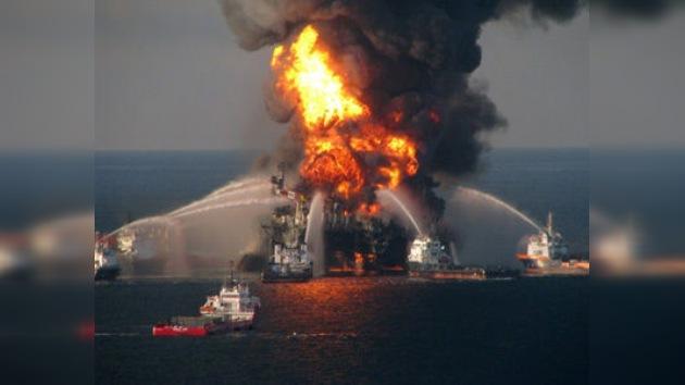 BP demanda al propietario de la Deepwater Horizon por el desastre en el Golfo de México