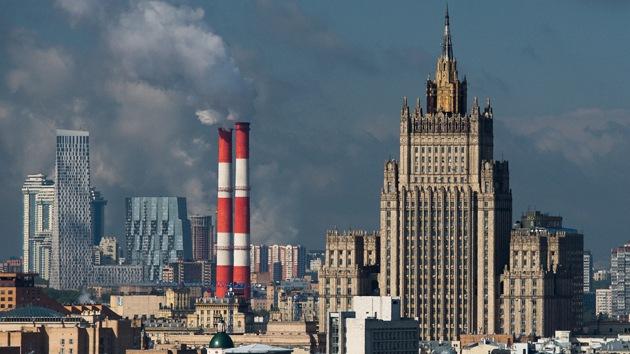 """Cancillería rusa: """"Respetamos la voluntad de los habitantes del sureste de Ucrania"""""""