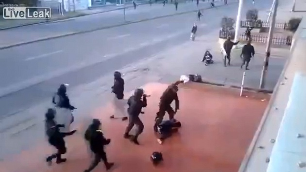 """Campesinos colombianos denuncian la """"brutalidad"""" policial"""