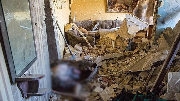 Los civiles pagan con sus vidas la 'victoria' del Ejército ucraniano
