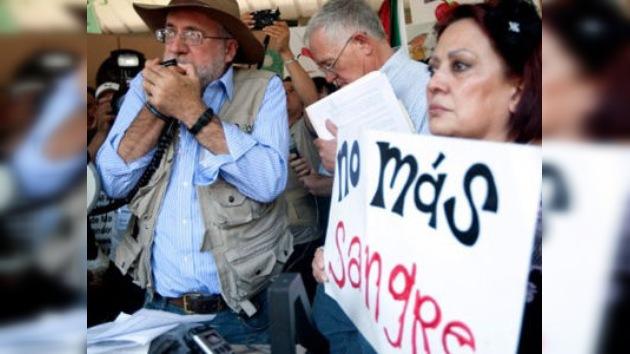 Una voz desesperada: Sicilia pide que EE. UU. cese su estrategia militarista en México