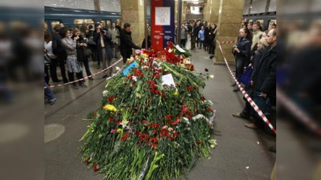 Detenida una joven que pudo intentar participar en los atentados en Moscú